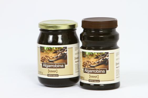 Mesquite (Algarrobina) syrup